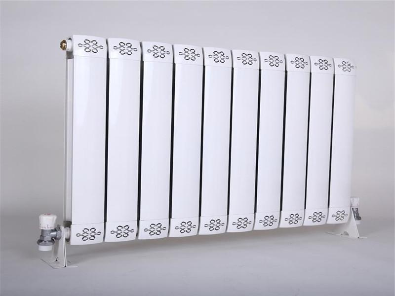 铜铝复合暖气片-空气加热器