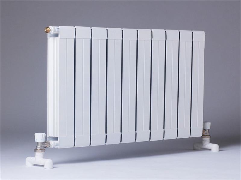 新款铜铝复合散热器厂家定制