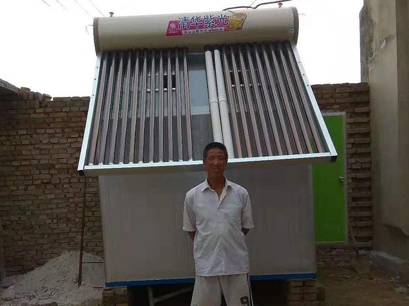 甘肃太阳能整体浴房哪里有供应