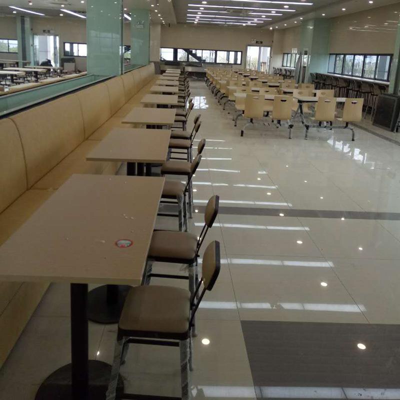 郑州食堂餐桌椅-别致的食堂家具合肥厂家直销