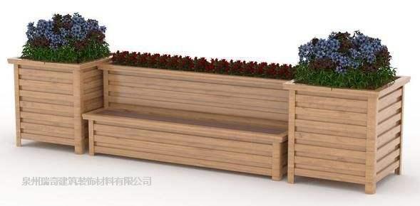 安溪铝合金仿木花箱厂家_高端大气、恢弘气势的高品质花箱
