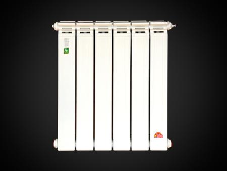 (点名表扬)暖气换热器批发@旭辉,吉林铜铝复合散热器定制