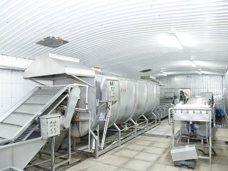 气泡清洗机供应商,专业可靠的气泡清洗机,亿龙机电倾力推荐