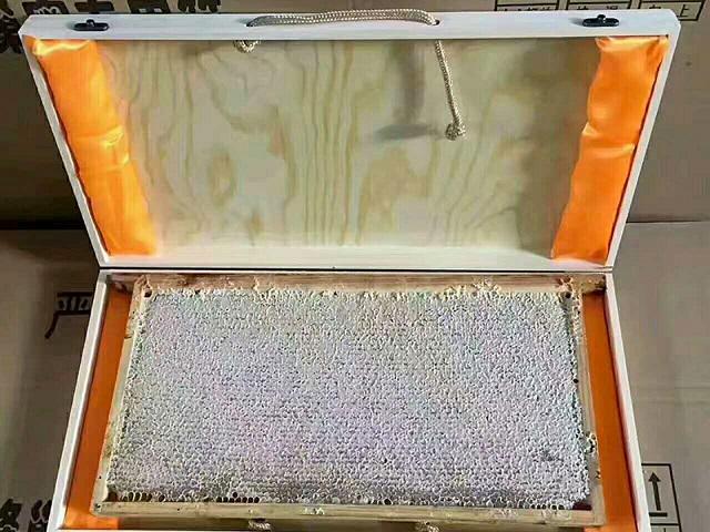 山东蜂巢蜜哪里有-民生园蜂业供应物超所值的蜂巢蜜
