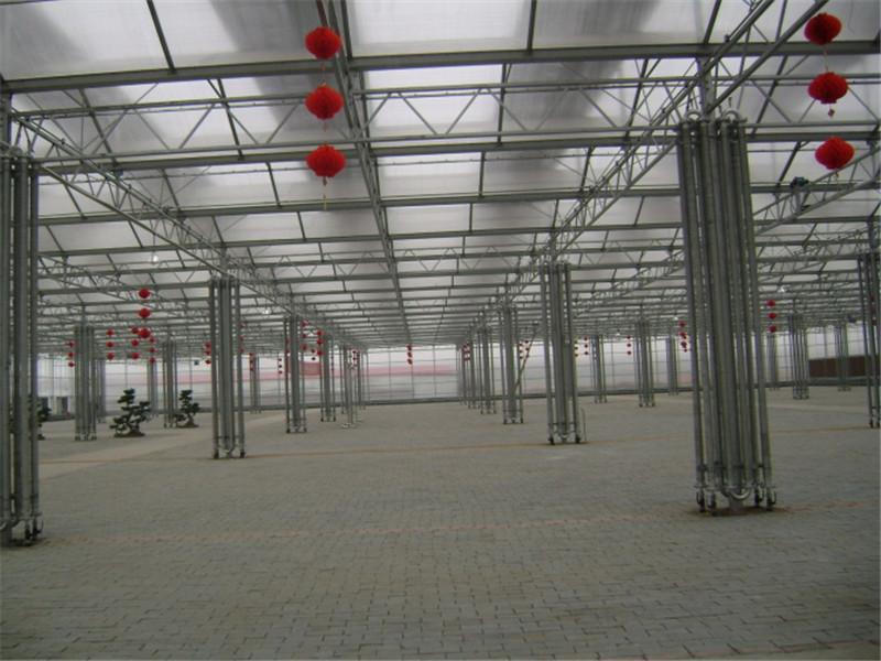山東溫室大棚材料-溫室大棚材料建造找冬日暖陽農業