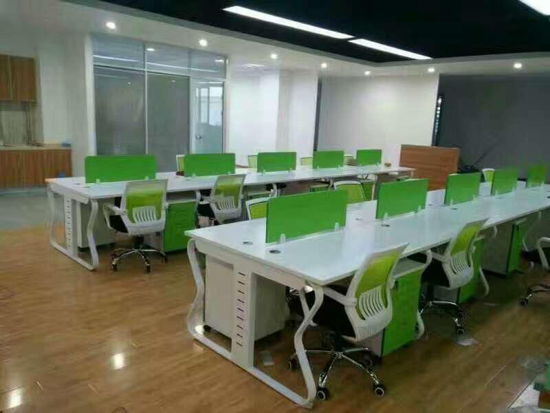 馬鞍山辦公家具-合肥鋼架組合辦公桌批發市場盛百森辦公家具告訴