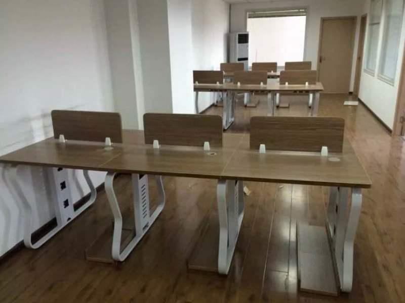 宣城办公家具-合肥电脑桌员工办公桌