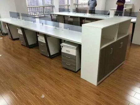 买钢架组合办公桌认准盛百森办公家具