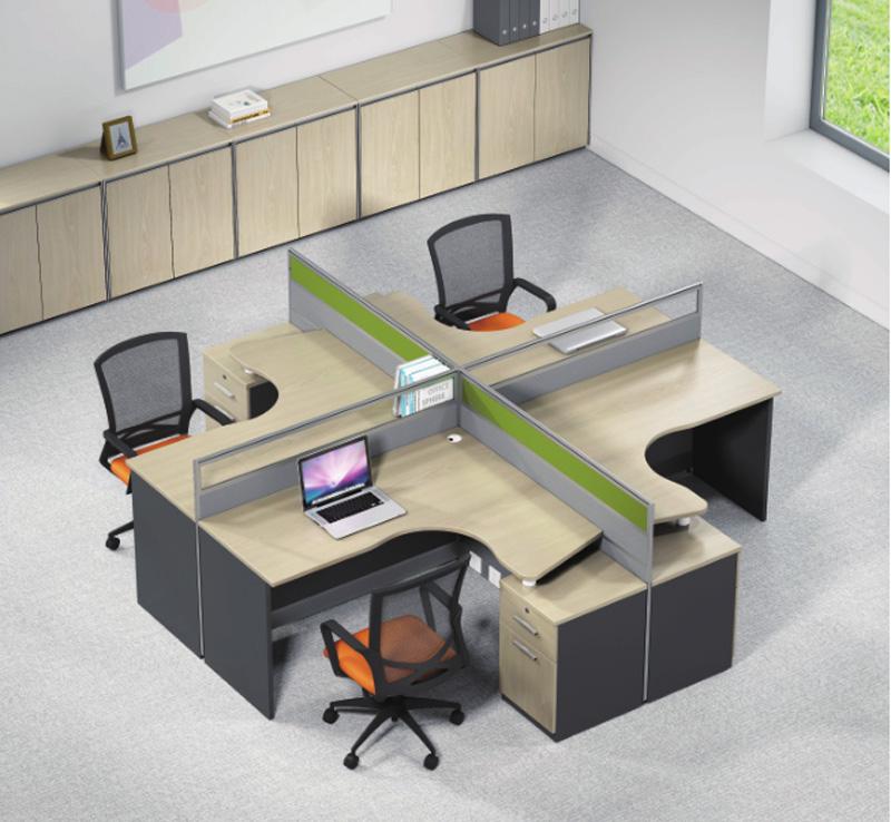 淮北办公桌-想买高品质组合桌就到盛百森办公家具