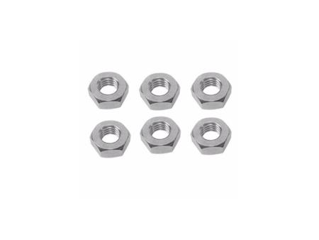 不锈钢304金属锁螺母|邯郸价格合理的不锈钢螺母哪里买