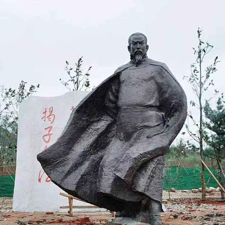 金属雕塑制作厂家-赵野雕塑-各种金属雕塑定制