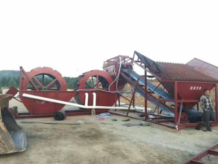 赋能2021!移动洗沙机械供应商,移动洗沙设备生产厂家