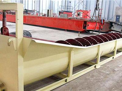 绞龙式洗沙机定制,绞龙式洗沙机生产商,绞龙式洗沙机供应商