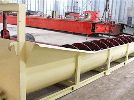 《读懂您的需求》绞龙洗沙机供应商,绞龙洗沙机生产厂家
