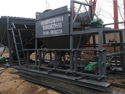 篩沙機械廠家  全自動篩沙機報價  旱地篩沙機