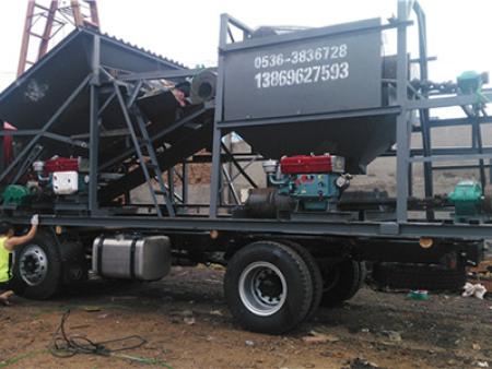 旱地筛沙机厂家——筛沙机械定制——全自动筛沙机生产商