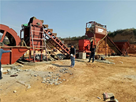 《周而复始》碎石生产线哪家好,石子生产线哪里有