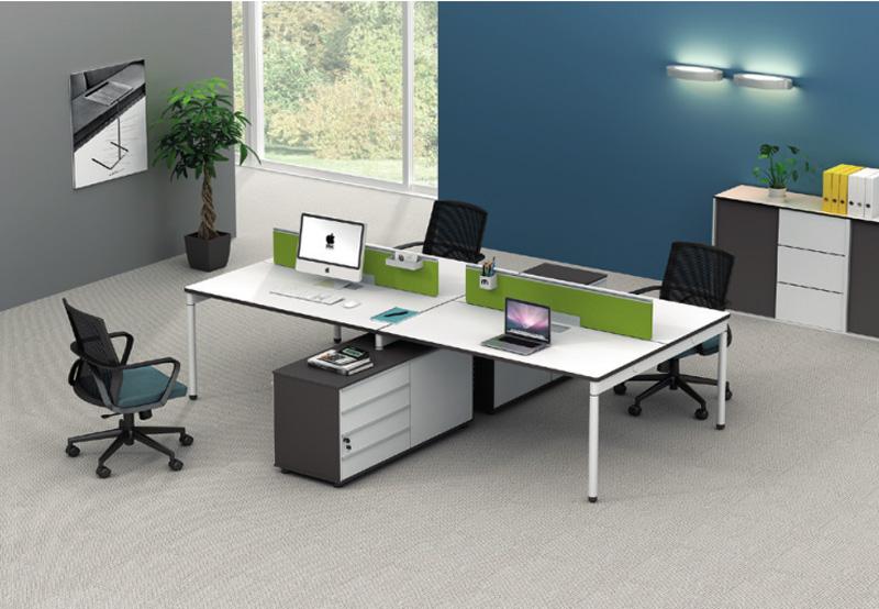 定制辦公桌-合肥品質辦公桌組合