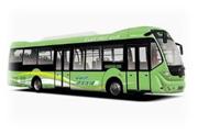 城市新能源大巴车长续航金瑞马固态锂电池