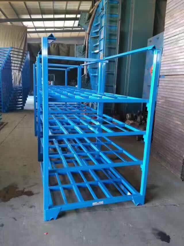 冷庫鍍鋅貨架|冷庫貨架生產|冷庫鐵架子批發【凱航機械】