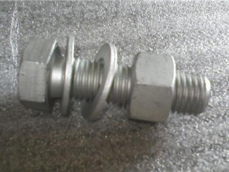 热镀锌六角螺栓-国标热镀锌螺丝厂家直销