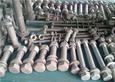 热镀锌国标螺栓-螺栓热镀锌标准-热镀锌螺栓8.8