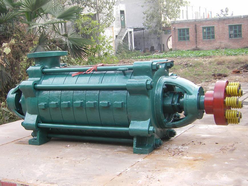 口碑好的MD煤矿用耐磨多级清水离心泵-豫通工业泵厂供应好的MD型矿用耐磨多级清水离心泵