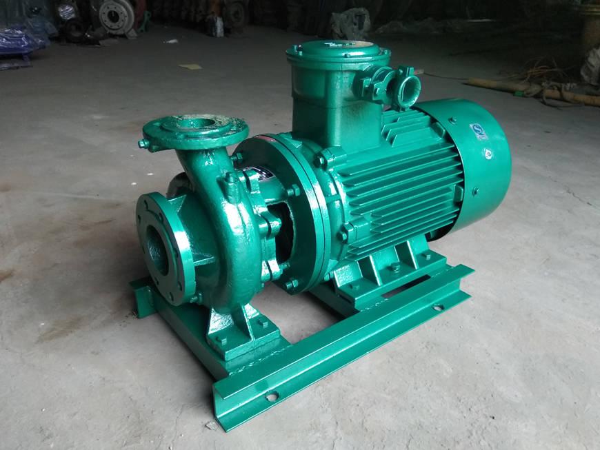 豫通工業泵廠_質量好的ISW/臥式管道泵提供商_中國質優價廉的ISW臥式直聯泵-ISW臥式管道泵