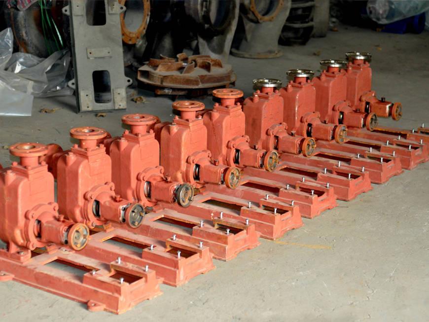 ZWL自吸式无堵塞排污泵供应商_豫通工业泵厂-耐用的ZWL直联式自吸无堵塞排污泵