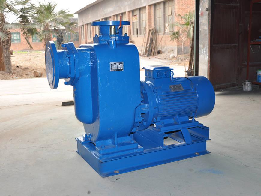 质量优良的ZWL自吸式无堵塞排污泵供应-ZWL直联式自吸无堵塞排污泵厂家供应