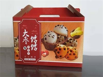 ?煙臺面食禮盒印刷_禮品包裝_食品盒印刷_煙臺彩印【天源彩印