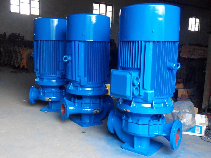 專業的ISG系列立式管道泵供應商_豫通工業泵廠_ISG立式管道泵-管道循環泵-管道增壓泵廠商出售