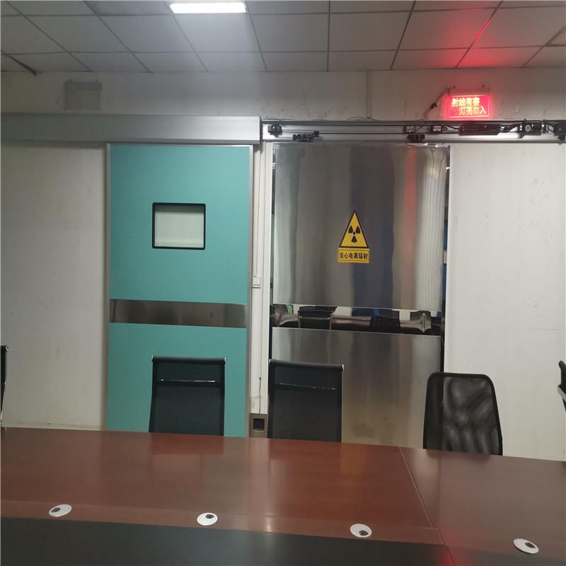 好看的铅门_山东博创辐射防护口碑好的电动防护X线铅门供应