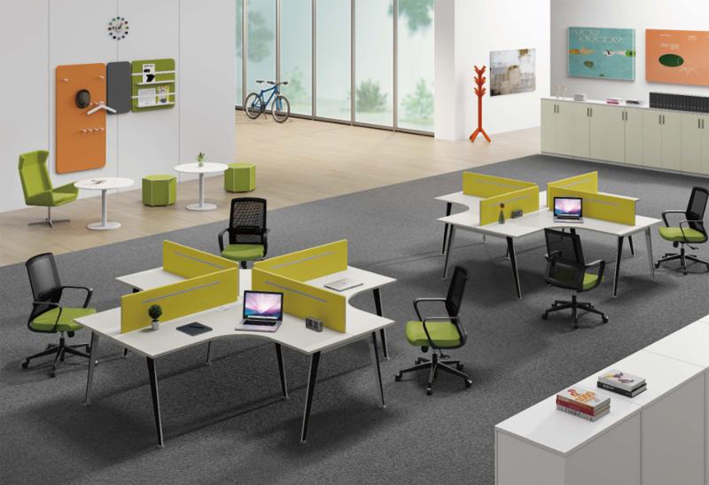 合肥办公桌椅厂家-想买办公桌选哪家好盛百森厂家生产定制