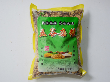 低温烘焙熟五谷杂粮磨粉原料-安徽现磨五谷杂粮豆浆原料