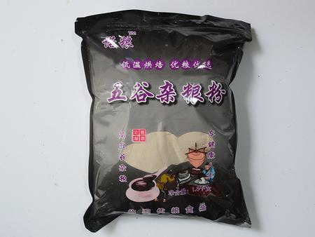 五谷粉_潍坊价格合理的现磨五谷豆浆原料批售