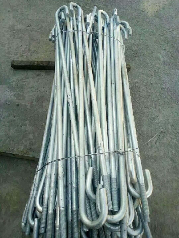 地脚螺栓预埋-锅炉地脚螺栓改为预埋钢板