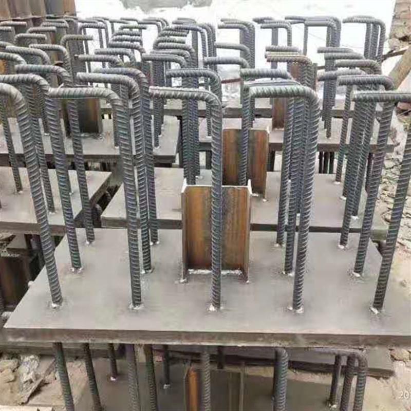 渗锌预埋件-预埋件 尺寸-幕墙预埋件厂家