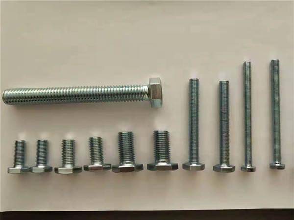 六角螺栓鍍鋅-12.9級內六角螺栓國標-六角螺栓4.8國標
