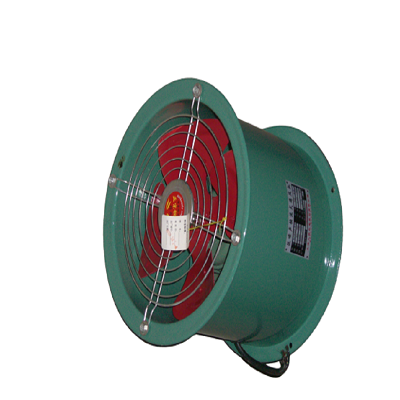 DF型低噪音多翼式排烟风机