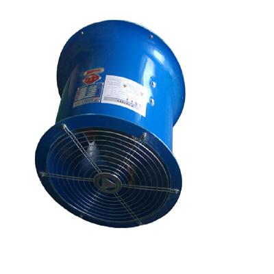 SWF低噪音防爆双速混流风机