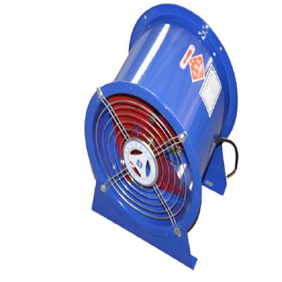 HTF-B混流式消防排烟单速风机