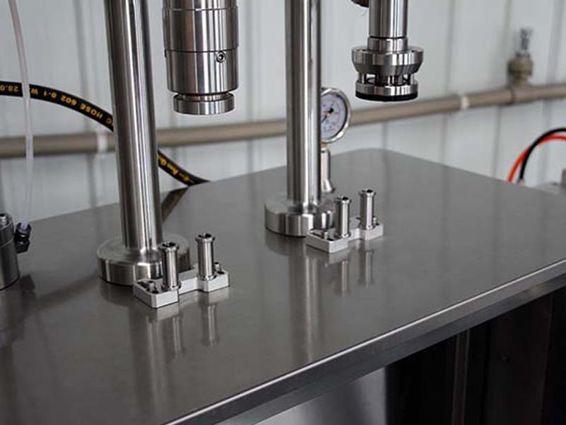 变压吸附自喷漆灌装机_骋达机电优良的实验性气雾剂灌装机