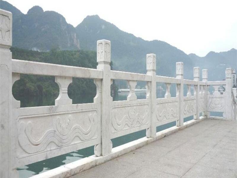 古建青石桥栏杆-山东省好用的石栏杆批销