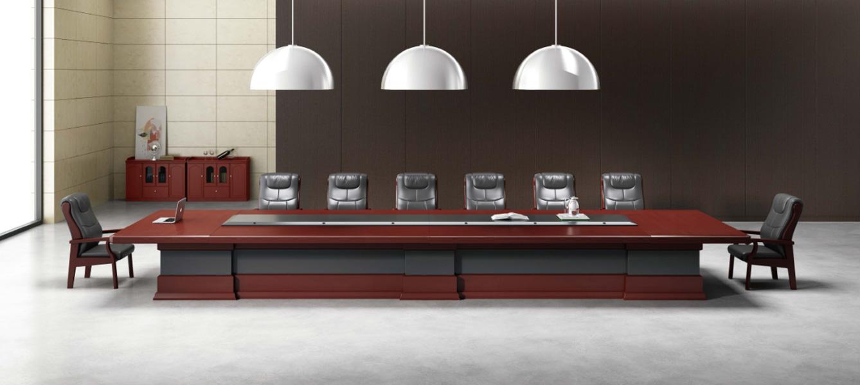 淮北會議桌-想買會議桌就到盛百森辦公家具廠家生產定制