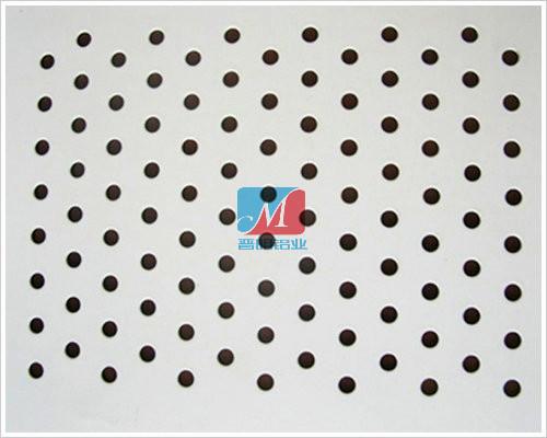 安徽供应拉丝氧化铝板厂家-价位合理的冲孔铝板哪里买