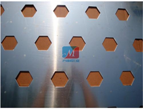 销售拉丝氧化铝板厂家_供应徐州晋明铝板优惠的冲孔铝板