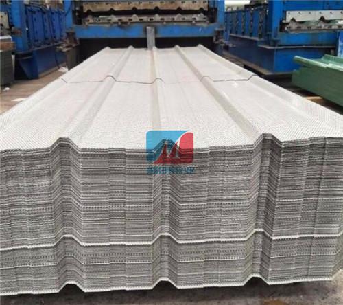 供应徐州实惠的铝瓦楞板