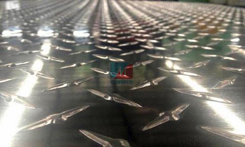 安徽指针型花纹铝板制造商-徐州哪里有卖优惠的指针型花纹铝板