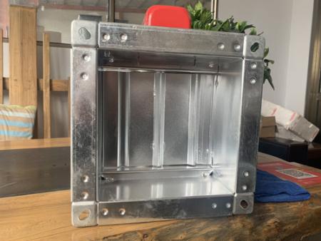 贵州电动调节阀厂商-佑图通风供应厂家直销的电动风量调节阀